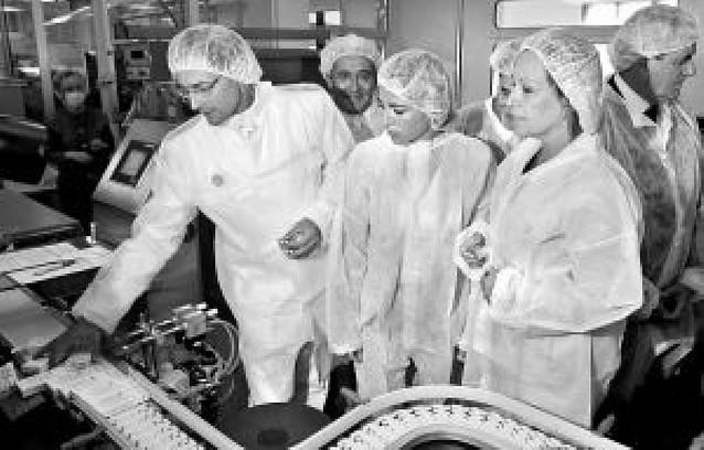 Fábrica en España de vacunas contra la gripe A