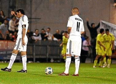 El Madrid encaja el 4-0 en Alcorcón