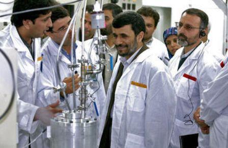 Iran-uranio