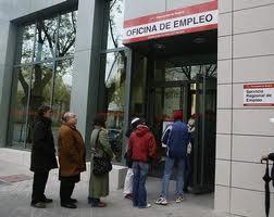 Desempleados españoles