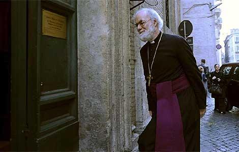 El polémico arzobispo en una imagen de archivo