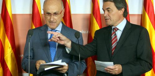 Ciu gana las elecciones catalanas