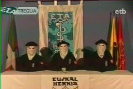 ETA anuncia un alto el fuego permamente y verificable